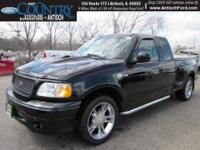 5.4L V8 EFI, One Owner! And Perfect Vehicle History