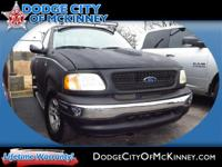 Come test drive this 2000 Ford F-150! Take control of