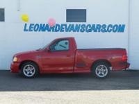 Options:  2000 Ford F-150 1/2 Ton Svt