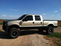 2000 Ford F250 4x4 with 7.3 powerstroke 286,000 miles