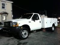 2000 Ford F-450 SuperDuty Commercial Service Body