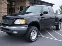 Options Included: N/ALEATHER, 4X4, EXTENDED CAB,