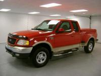 Options Included: N/AF-150 Lariat 4x4 Supercab