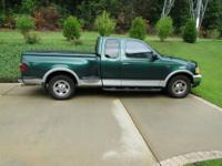 LOOKING TO TRADE MY FORD F150 LARIAT YEAR 2000 FOR A