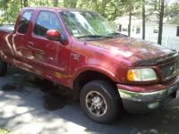 Selling my Ford F150 Triton Truck for Parts or Repair.