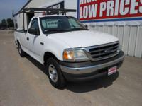 Options Included: AM/FM Radio, ABS Brakes, Dual Front