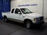 Options Included: N/AThis 2000 Ford F150 is offered to