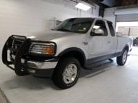 Options Included: Rear Bench Seat, Air Conditioning,