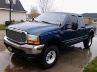 2000 Ford F250 in great condition perfect for Hauling