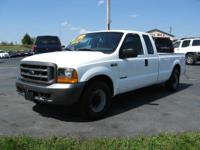 Options Included: N/A2000 Ford F250 XL 7.3 Powerstroke