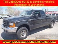 Options Included: Extended Cab With Four (4) Doors,