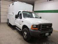 2000 Ford F350 4x4 7.3 Liter Diesel Regular Cab
