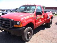2000 Ford F350 with 82053 miles; 5.3 Triton motor; The