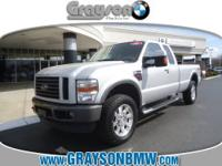 2000 Ford F350 Diesel Super Duty Super Cab, Exterior is