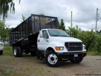 #5819:  NON-CDL!  This 2000 Ford F650 Super