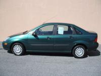 Options Included: N/A2000 Ford Focus LX4 Door