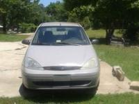 2000 Ford Focus 2.0 liter 4 cylinder 5 speed economy