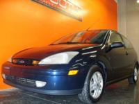 Options Included: N/A2000 Ford Focus ZX3 Hatchback 5