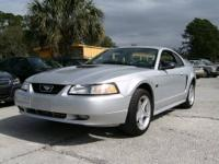 For sale is this beautiful 2000 Ford Mustang GT!! This