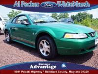 This 2dr Car is hot! This 2000 Ford Mustang gets 20
