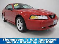 2000 Ford Mustang GT Coupe........Low Miles for Model
