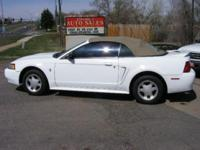 Options Included: N/AWe have the CARFAX!! This mustang