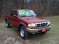 4x4, Pick up truck, Great on gas, Ready for winter!