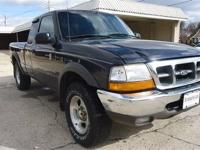 Only 2 Owners, 4.0L V6 EFI, 4WD, 4-Door Supercab, Air