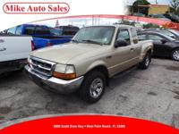 Options:  2000 Ford Ranger Xl| |Center High-Mounted