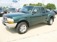 Options Included: N/A2000 Ford Ranger/ SuperCab (2