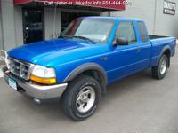 Options Included: Full Size Spare Tire, Tachometer,