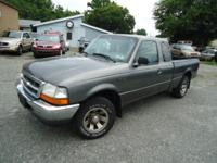 Options Included: N/AJust traded - 2000 Ford Ranger XLT