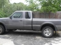2000 Ford Ranger XLT Super cab 4x4 with 36K original