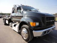 2000 Ford Super Duty F-650 Pickup Truck CREW CAB Our
