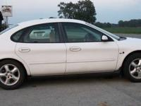 2000 Ford Taurus ~ approximately 136,000 miles ~ Very