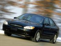 28/19 Highway/City MPG  Ford 2000 SES  Options: