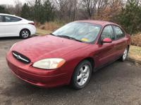 We are excited to offer this 2000 Ford Taurus. How to