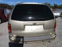 2000 Ford Windstar parts car Pull your own replacement
