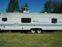 2000 Forest River Sierra Travel Trailer This is a very