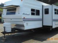 2000 Forest River Wildwood. This RV was purchased in