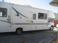 2000 Four Winds 31SE Class C Four Winds 31 , Motorhome