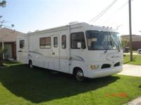 2000 FOUR WINDS HURRICANE MOTOR HOME PRICE: Negotiable,