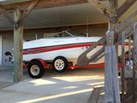 2000 Four Winns F/S (Fish & Ski) Horizon 170 with 90 HP