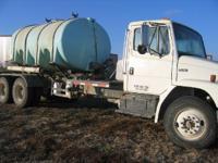 2000 FREIGHTLINER FL80, Diesel fuel, 316050 miles,