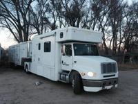 2003 ShowHauler on a Freightliner chassis, Mercedes