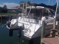 2000 Gemini 105 MC Boat is located in