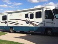 2000 Georgie Boy Cruise-Master Series M-3510. 2000