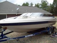 For sale is my 2000 Glastron GX225 ski boat. It is 22.5