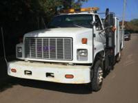 2000 GMC Kodiak. Service truck- 90000 miles- Gas