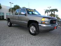 Options Included: SLE, ABS (4-Wheel), Air Conditioning,